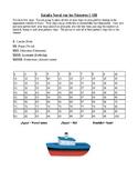 Battleship game: Spanish numbers 1-100