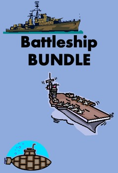 Battleship games in English Bundle