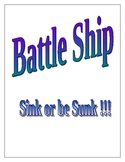 Battleship... sink or be sunk!!!