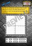 Battleships Coordinates differentiated (1 quadrant/4 quadrants)