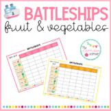 Battleships - Fruit and vegetables