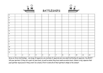 Battleships Game