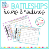Battleships - Hours & Routines