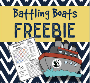 Battling Boats Open-Ended Game Speech Therapy
