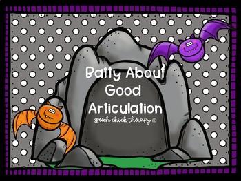Batty About Articulation
