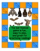 Batty About Reading - Reading Game for Digraphs th, wh, sh