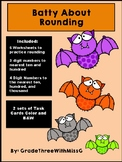 Halloween Rounding (Batty About Rounding)