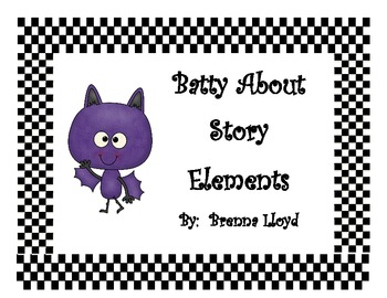 Batty About Story Elements