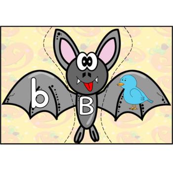 Batty Alphabet Match