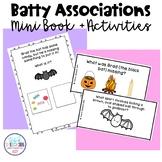 Batty Associations: Mini-Book and Activities for Speech & Language