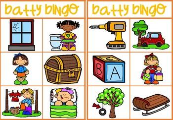 Batty Bingo