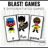 Phonics Games for First Grade