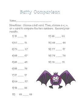 Batty Comparison