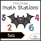 Batty For Math Stations