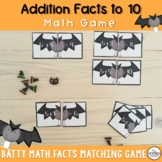 Batty Math Facts Sums to 10