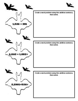 Batty Over Addition
