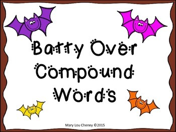 Batty Over Compound Words