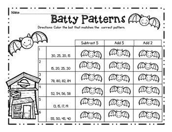 Batty Patterns