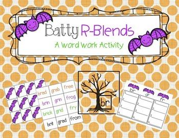 Batty R-Blends
