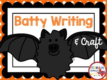 Batty Writing and Craft