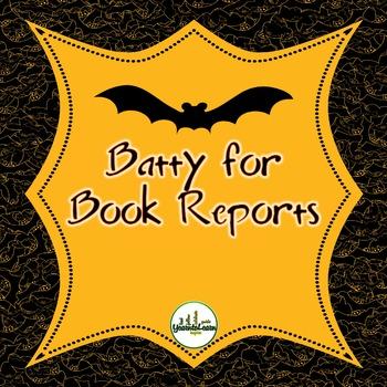 Halloween Book Report Summaries