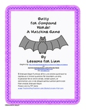 Batty for Compound Words-A Matching Game