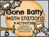 Batty for Math { Math Stations & Centers }