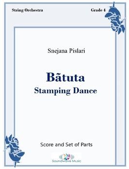 Batuta (Stamping Dance)