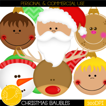 Bauble Heads