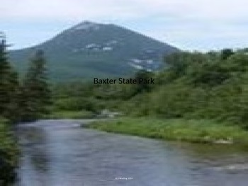 Baxter State Park Maine - Power Point Information Facts Pictures