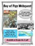 Bay of Pigs Webquest