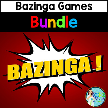 Middle School Bazinga Games - Growing Bundle