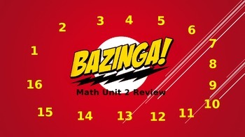 Bazinga PowerPoint Template