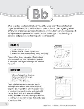 Bb: Bear, Bat