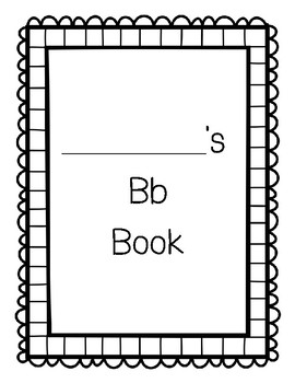 Bb Book!