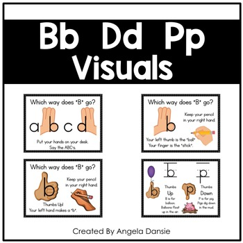 Bb Dd Pp Visuals