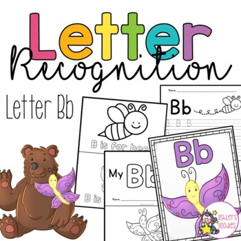Bb Letter Recognition Worksheets