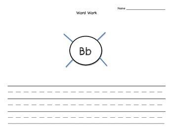 Bb Word Web