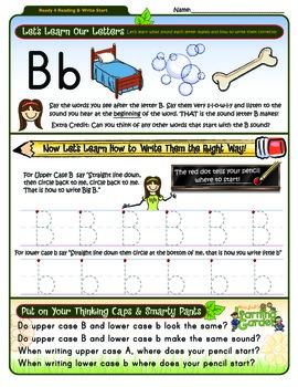 Bb Worksheet