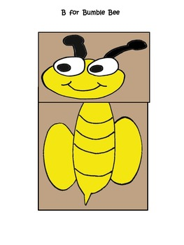 Bb is for Bumble Bee