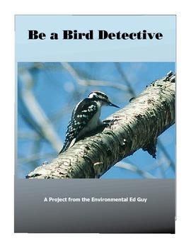 Be A Bird Detective