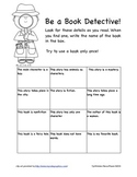 Be A Book Detective