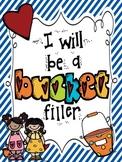 "Be A ""Bucket Filler"" kind of friend!"