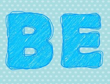 Be A Buddy Board- Anti Bullying***