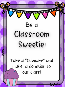 Be A Classroom Sweetie