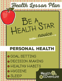 Be A Health Star  Lesson Plan