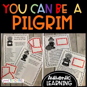 Be A Pilgrim