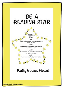 Be A Reading Star