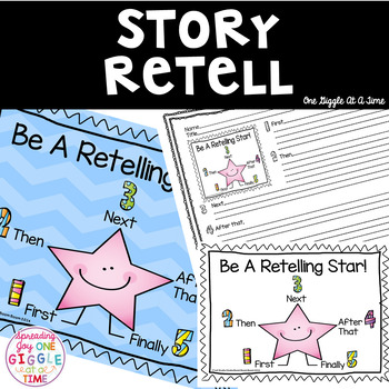 Be A Retelling Star!