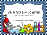 Safety and Health Class Rules Science Version